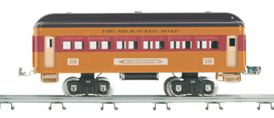 MTH 10-5024 Milwaukee 330 Series Passenger Car Standard Gauge