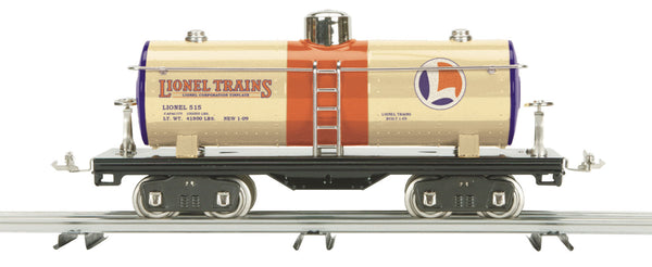 11-30032 Standard Gauge Lionel Corporation Tinplate No. 515 Oil Car