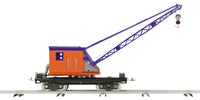MTH 11-30071  Standard Gauge Lionel Corporation Tinplate No. 219 Motorized Derrick Car MTH