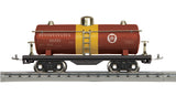 MTH 11-30168 Pennsylvania Railroad PRR Tank Car 515 Tinplate Standard Gauge