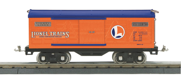 MTH 11-30234 Lionel Lines No. 514 Standard Gauge Box Car