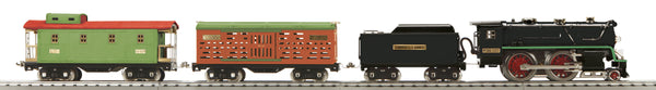 MTH 11-5007-1 Std. Gauge Lionel Corporation Tinplate No. 386 Outfit Freight Set w/Proto-Sound 2.0