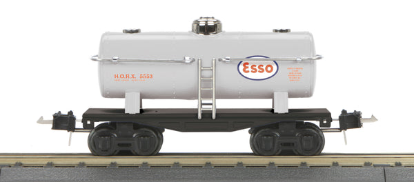 MTH 11-70103 Esso Tank Car #2654 O Gauge Tinplate