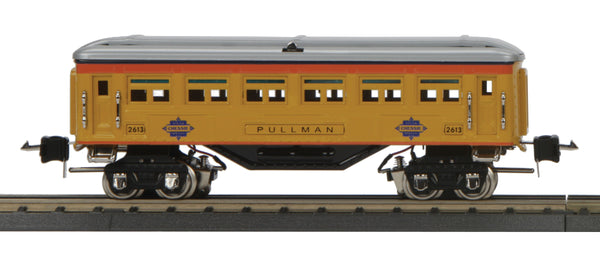 MTH 11-80051  Chessie (Steam Special ) No. 2613 Series Pullman Car - O Gauge Lionel Corporation