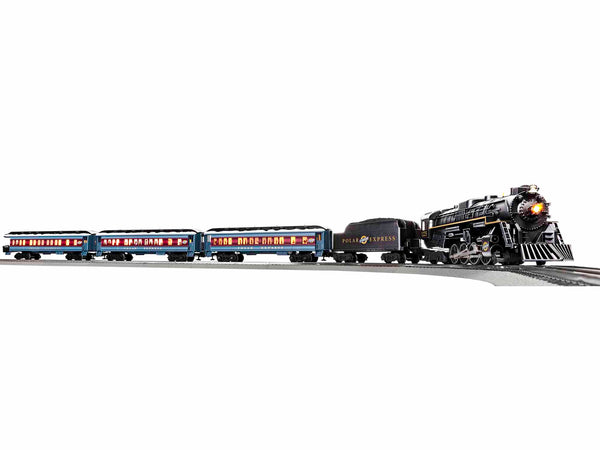Lionel 1923030 Polar Express 15th Anniversary Lionchief set with bluetooth Ready To Run O Gauge Train Set