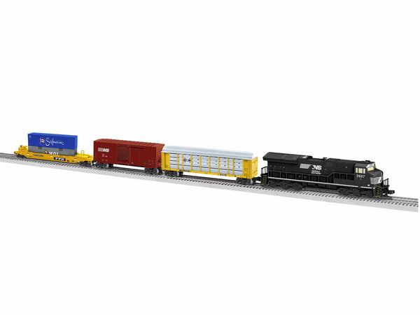 Lionel 1923050 Norfolk Southern NS ET44C4 Modern Freight Tier 4 Lionchief Set with Bluetooth
