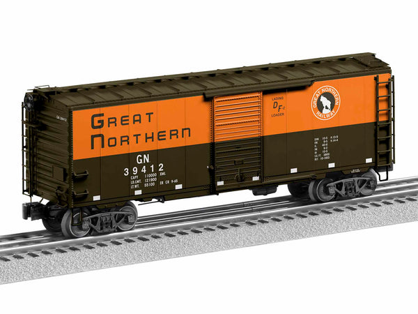 Lionel 1926630 Great Northern GN Freight Sounds Boxcar