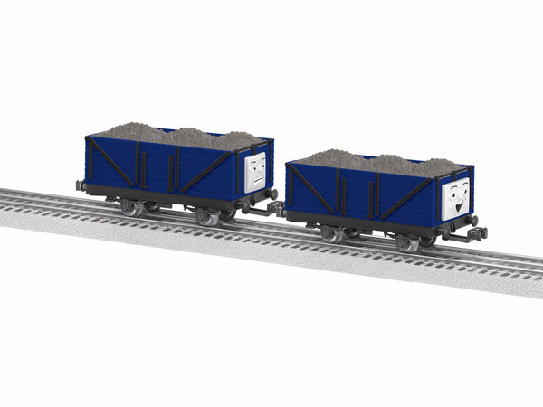 Lionel 1928092 Thomas & Friends James Troublesome Trucks 2 Pack