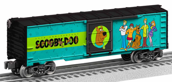 Lionel 1928590 Happy Birthday Scooby Doo Boxcar with Sounds