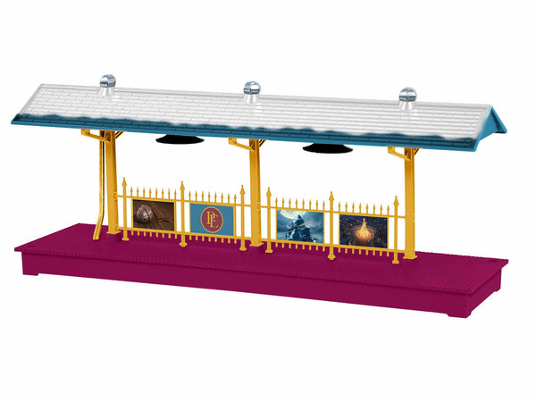 Lionel 1929060 Polar Express Lighted Station Platform