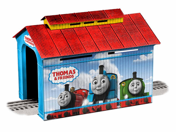 Lionel 1930130 Thomas & Friends Covered Bridge
