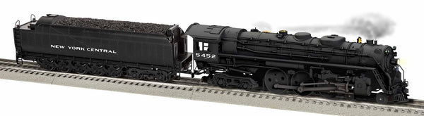 Lionel 1931480 New York Central NYC Legacy J3A Steam Engine #5452