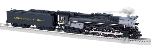 Lionel 1931690 Chesapeake & Ohio C&O Legacy T1 3020 Weathered Built To Order BTO Limited