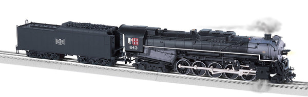 Lionel 1931710 Bessemer & Lake Erie B&LE Legacy 2-10-4 #643 Steam Locomotive BTO Built to order