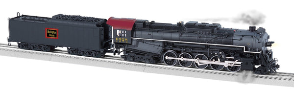 Lionel 1931720 Chicago Burlington & Quincy Legacy 2-10-4 #6328 BTO Built to order