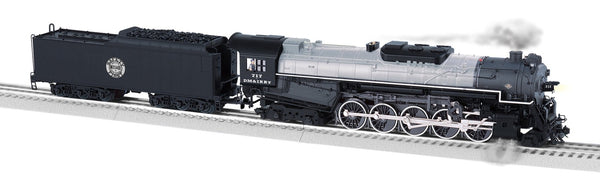 Lionel 1931730 Deluth, Missabe & Iron Range Legacy 2-10-4 Steam Locomotive #717 BTO Built to order