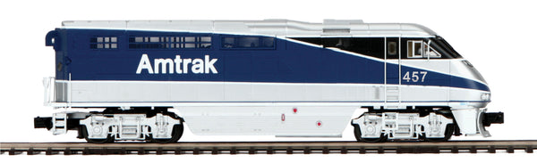 MTH Premier 20-20778-1 Amtrak (Surfliner) F59PHI Diesel Engine With Proto-Sound 3.0 - Cab No. 457