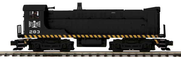 MTH Premier 20-21218-1 Bessemer & Lake Erie B&LE VO 1000 Diesel Engine #283 with Proto Sound 3.0