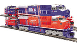 MTH Premier 20-21504-1 Donald Trump Pence Make America Great Again ES44AC Diesel & Caboose Set With Proto-Sound 3.0 PREORDER