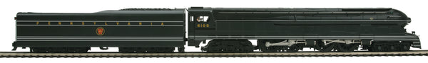 MTH Premier 20-3502-1 Pennsylvania Railroad PRR 6-4-4-6 S1 Steam Engine Cab # 6100 With Proto-Sound 3.0 - Limited