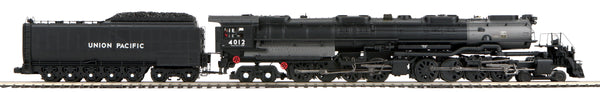 MTH Premier 20-3718-1 Union Pacific UP 4-8-8-4 Big Boy Steam Engine With Proto-Sound 3.0 (Hi-Rail Wheels) - Cab No. 4012 (Scranton, PA)