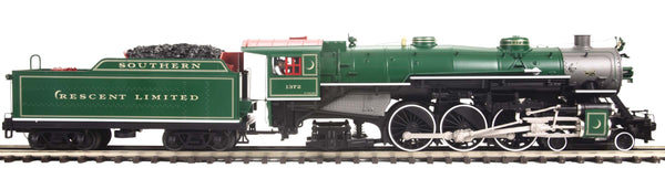 MTH Premier 20-3735-1 Southern (Crescent Limited) 4-6-2 Ps-4 Steam Engine w/Proto-Sound 3.0 Cab No. 1372