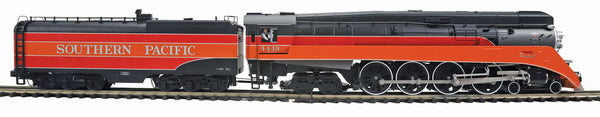 MTH Premier 20-3749-1 Southern Pacific SP 4-8-4 GS-4 Steam Engine w/Proto-Sound 3.0 (Hi-Rail Wheels)  Daylight Large Letters  #4449