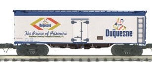 MTH Premier 20-5580C Duquesne 36' Woodsided Reefer Car