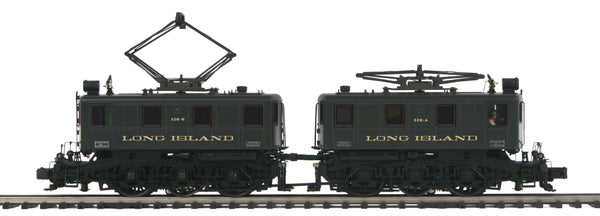 MTH 20-5681-1 Long Island BB1 Electric Engine with Proto-Sound 3.0 Cab Nos. 328-A & 328-B