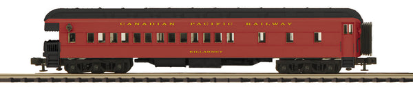 MTH Premier 20-61055 Canadian Pacific CP 70' Madison Observation Car (Holiday Train)