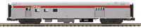 MTH Premier 20-68154  CP Rail 70' ABS RPO Passenger Car (Ribbed) # 3011