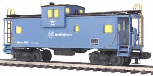 20-91074 Westinghouse #106 Extended Vision Caboose