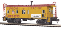MTH Premier 20-91199 Union Pacific UP #24573 Bay Window Caboose