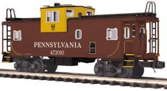 MTH Premiere 20-91311 Pennsylvania Railroad PRR Extended Vision Caboose