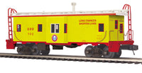 20-91618 Union Railroad URR Bay Window Caboose - Car # 102