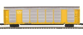 MTH Premier 20-92050 Canadian National CN Corrugated Auto Carrier