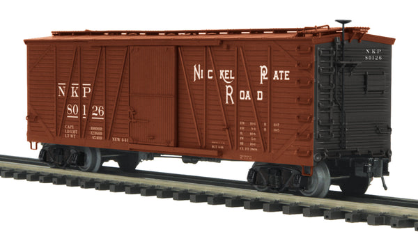MTH Premier 20-93536 Nickel Plate Road 40' USRA Single Sheathed Boxcar #80120