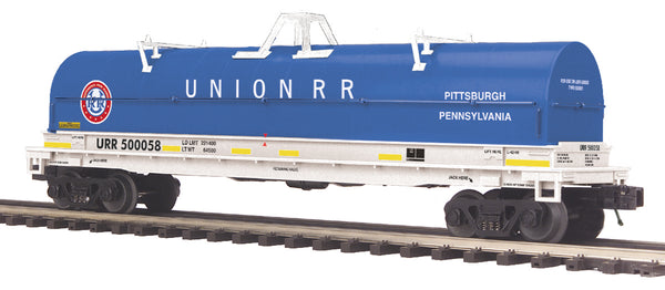 MTH Premier 20-95316 Union Railroad #500058 Covered Coil Car