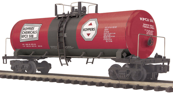 MTH Premier 20-96059 Koppers Chemicals #504 Tank Car
