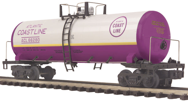 MTH Premier 20-96062 Atlantic Coast Line ACL Tank Car #66280