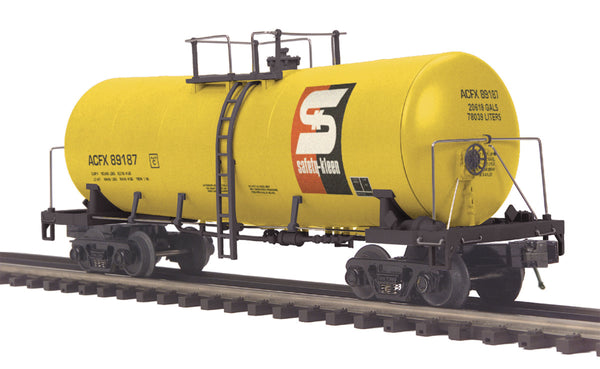 MTH Premier 20-96130 Safety Kleen Funnel Flow Tank Car