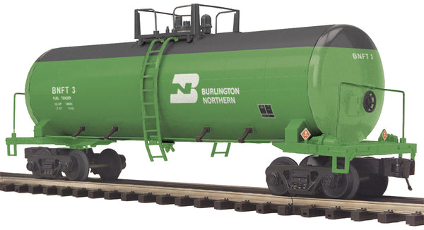 MTH Premier 20-96162 Burlington Northern BN Tank Car #6