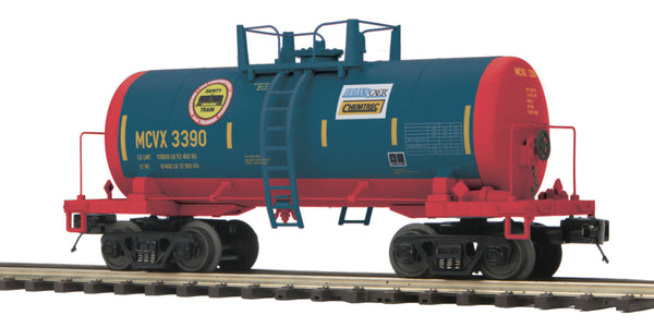MTH Premier 20-96722  Safety Train 8000 Gallon Tank Car