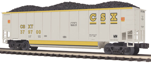 MTH Premier 20-97178 CSX Coalporter Hopper with coal