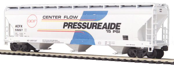 MTH Premier 20-97456 Pressureaide 3-Bay Centerflow Hopper