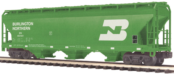 MTH Premier 20-97493 Burlington Northern 3-Bay Centerflow Hopper