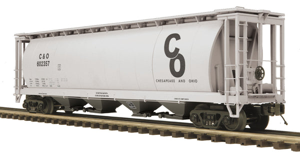MTH Premier 20-97632 Chesapeake & Ohio 100 Ton Hopper Car