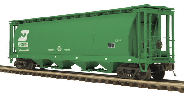 MTH Premier 20-97643 Burlington Northern 100 Ton Hopper Car