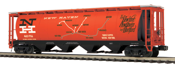 MTH Premier 20-97920 New Haven NH Railroad 100-Ton Covered Hopper Car #4601956
