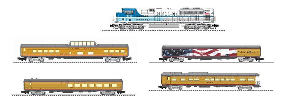 Lionel 2022050 Union Pacific UP George H. W. Bush Funeral Train Limited